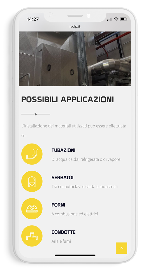 Servizi mobile Isolp