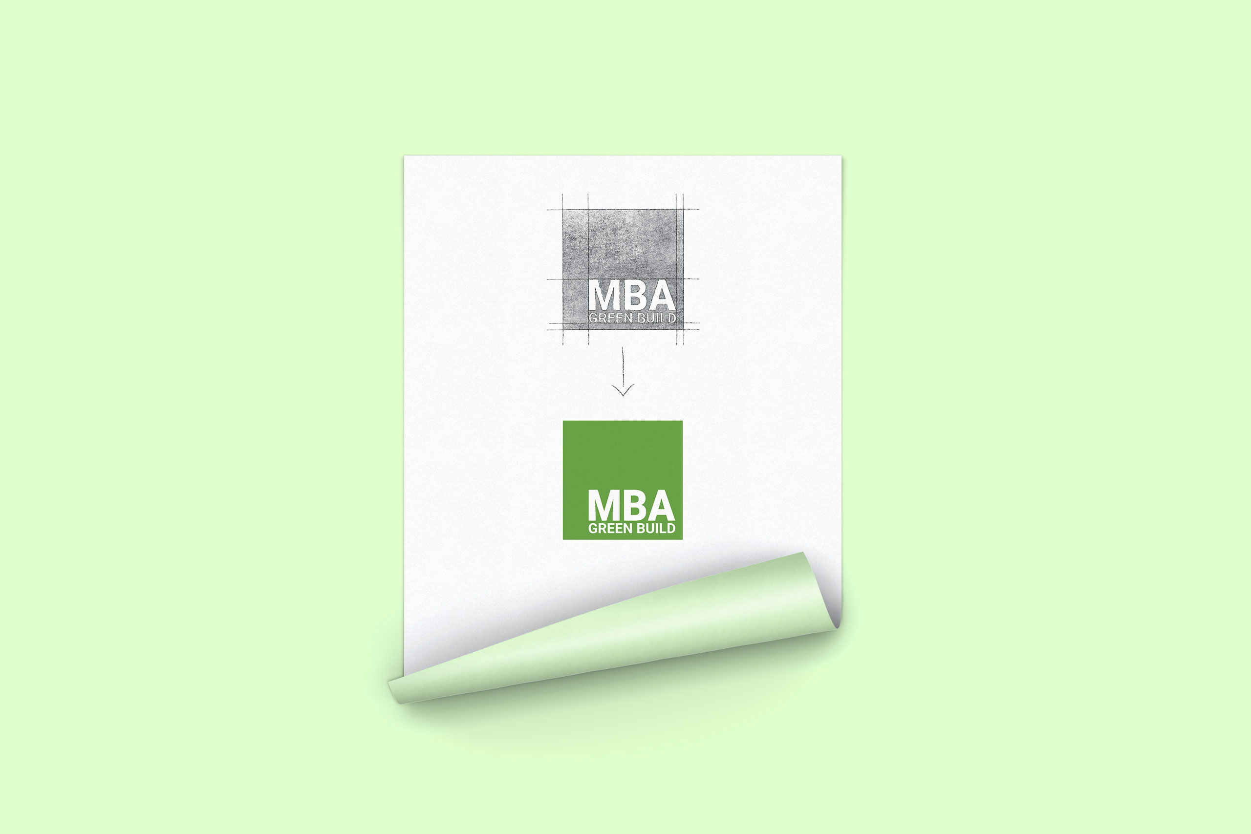 Logo MBA Group